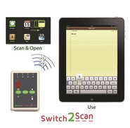 Switch2Scan - styring av iPad
